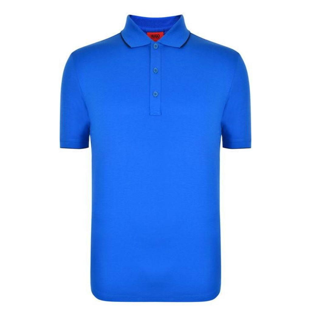 HUGO BY HUGO BOSS Delorian Tipped Polo Shirt