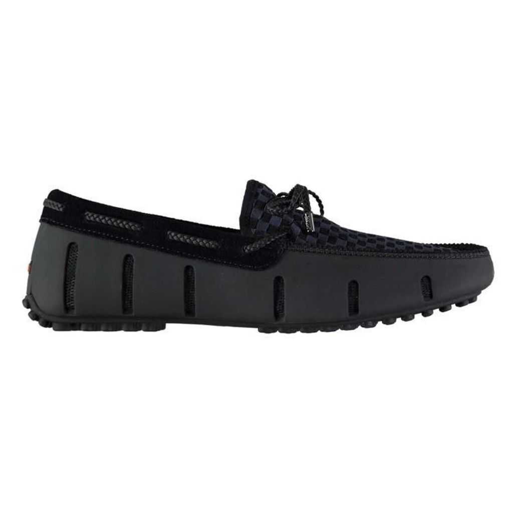 SWIMS Swims Woven Braided Loafers