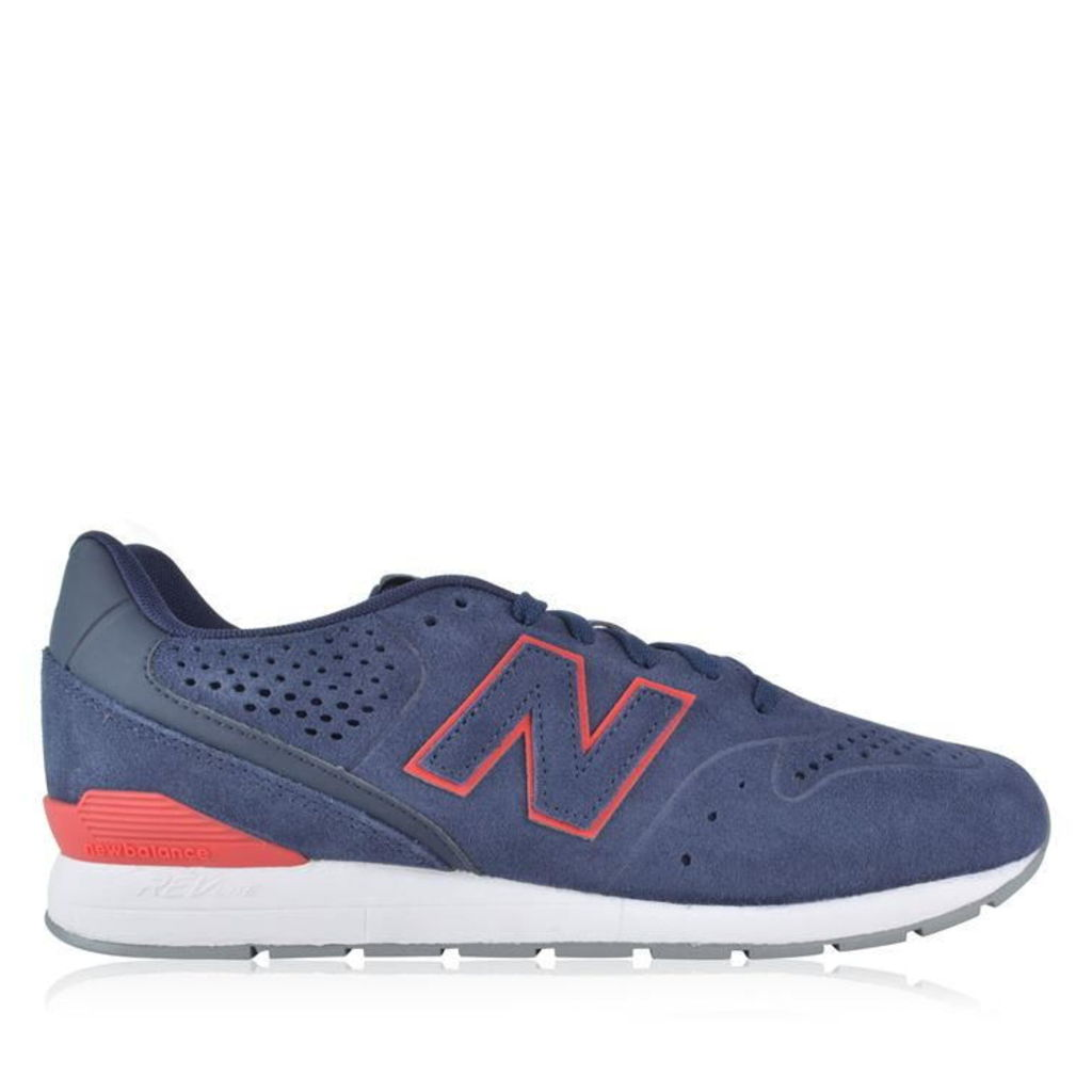 NEW BALANCE 996 Suede Low Top Trainers