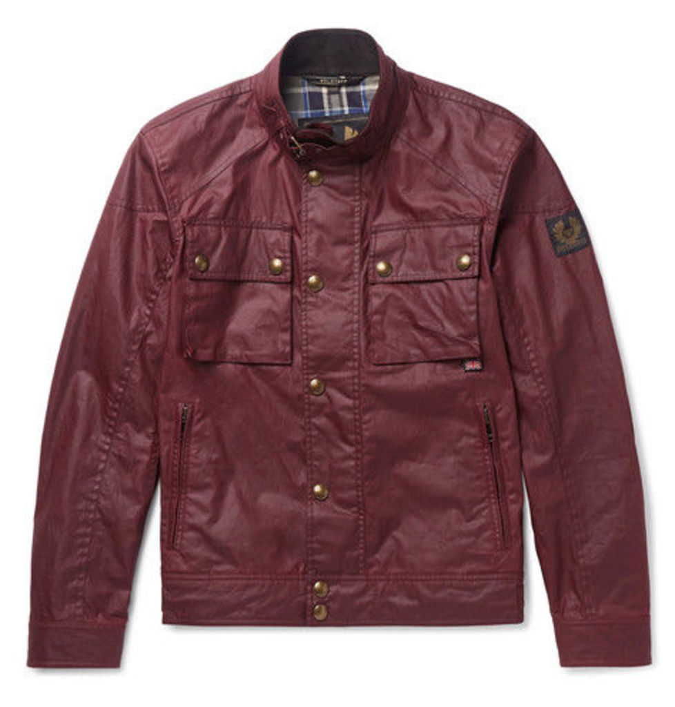 Racemaster Waxed-cotton Jacket