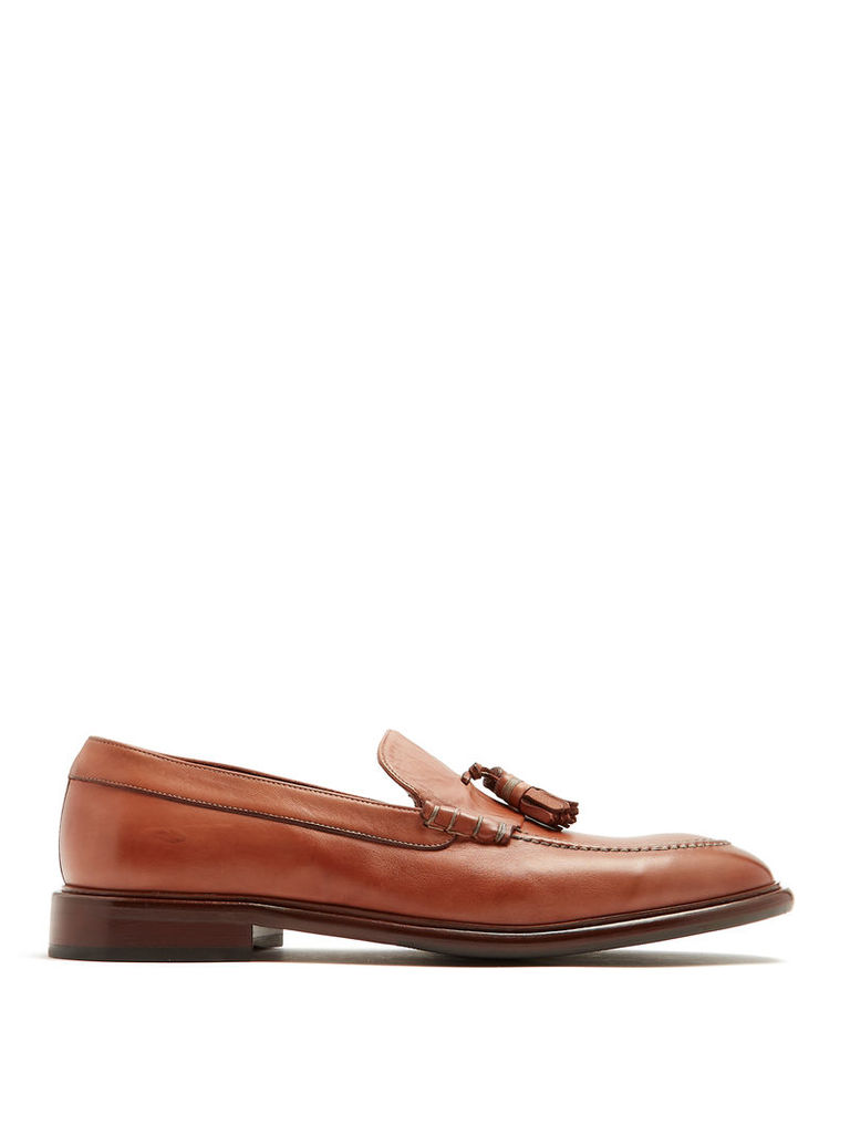 PS Omarr tasselled leather loafers