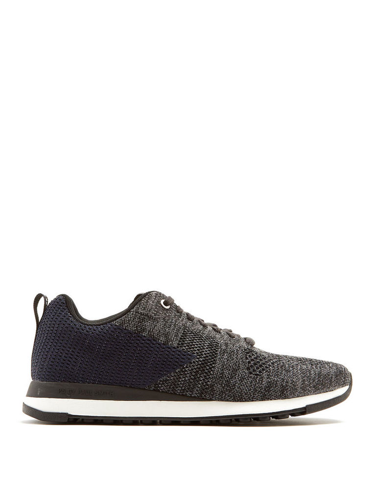 PS Rappid low-top knitted trainers