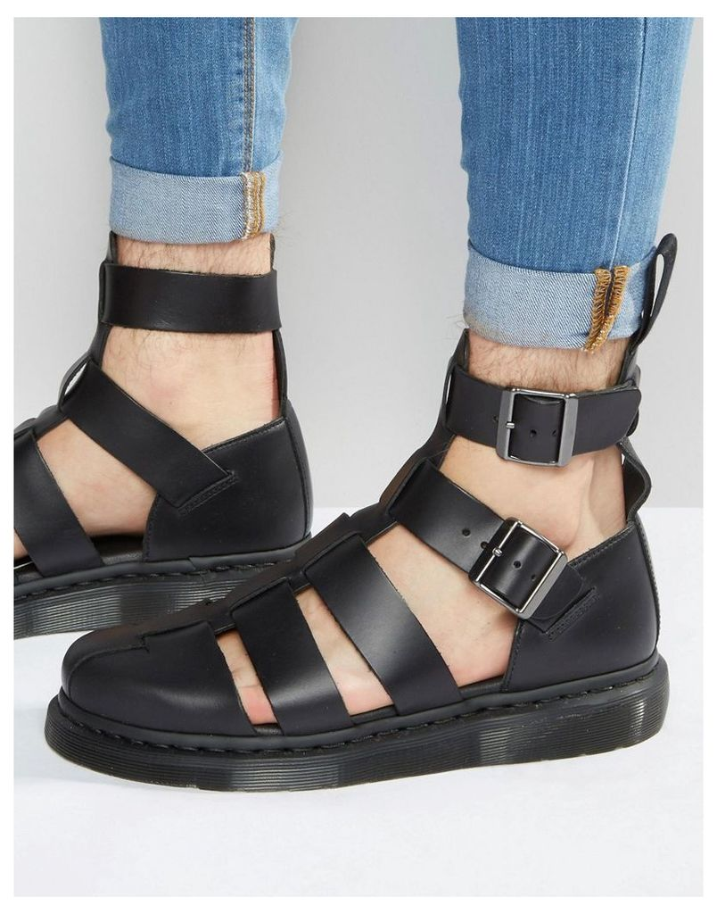 Dr Martens Geraldo Sandals - Black
