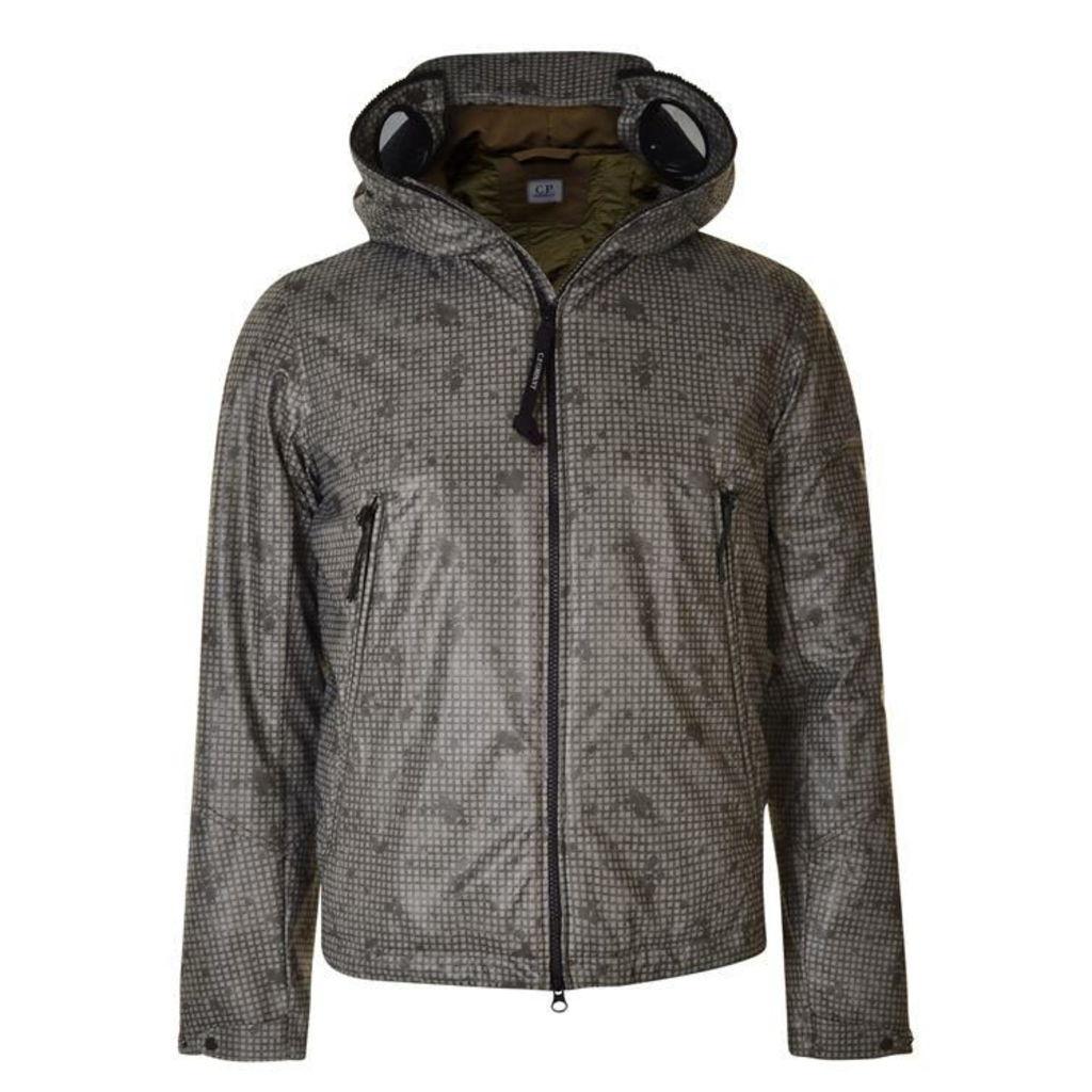 CP COMPANY Digital Camouflage Print Jacket
