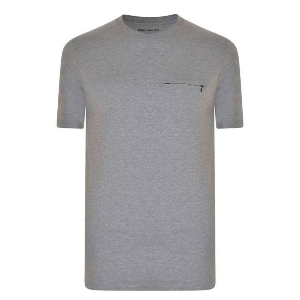 CARHARTT Reflective Pocket T Shirt