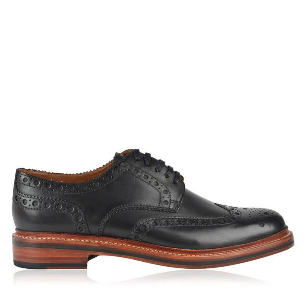 GRENSON Archie Brogue Derby Shoes