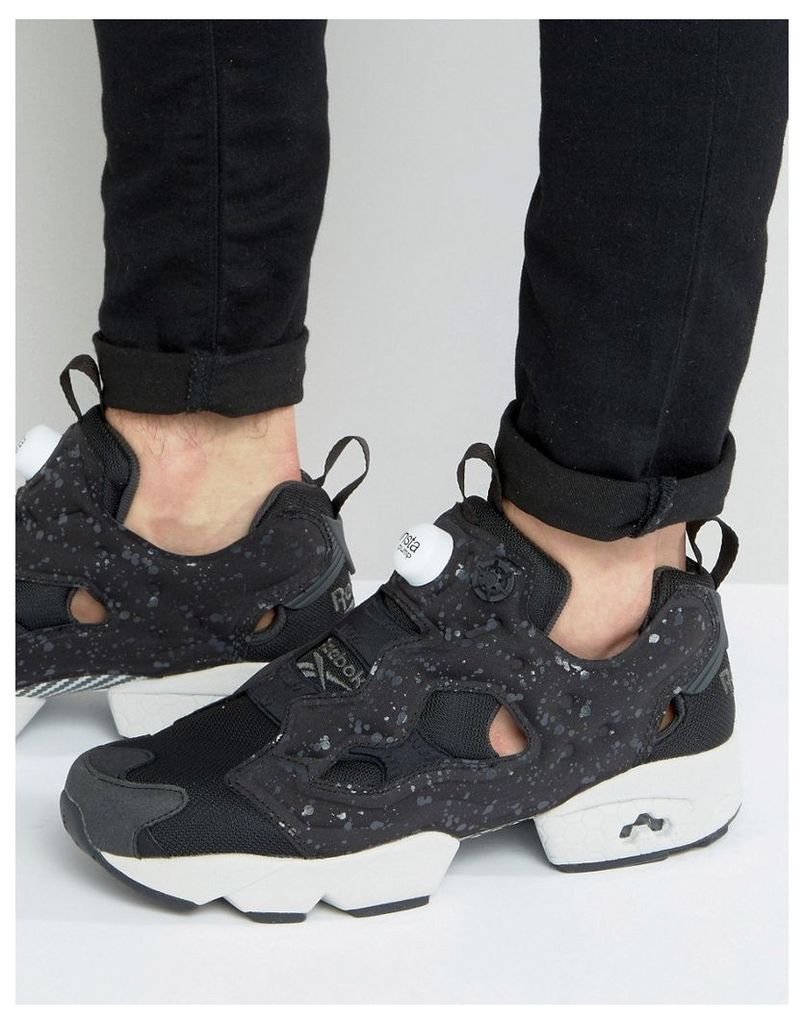Reebok Instapump Fury SP Trainers - Black