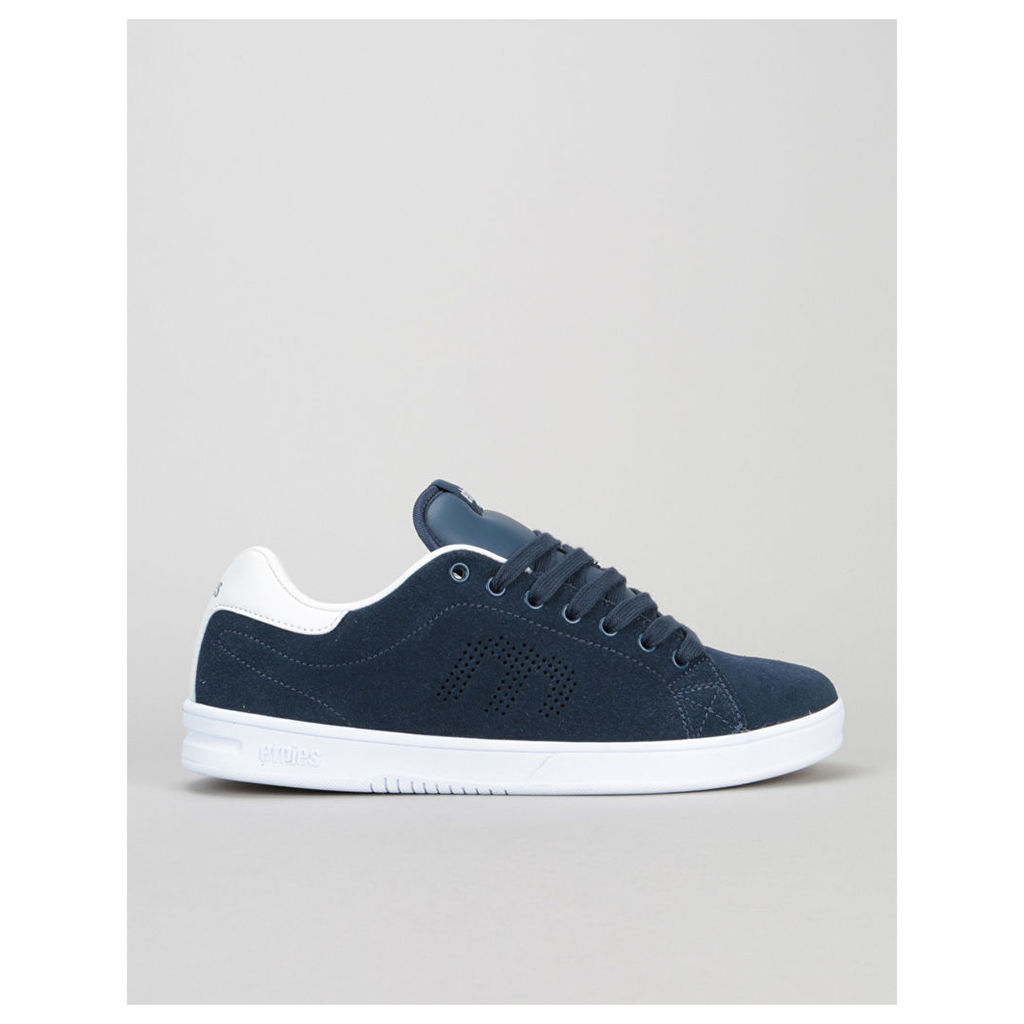 Etnies Calicut LS Skate Shoes - Navy/White/Gum (UK 6)