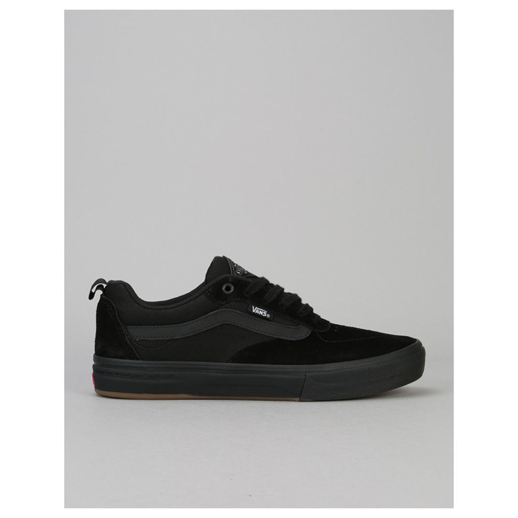 Vans Kyle Walker Pro Skate Shoes - Blackout (UK 7)