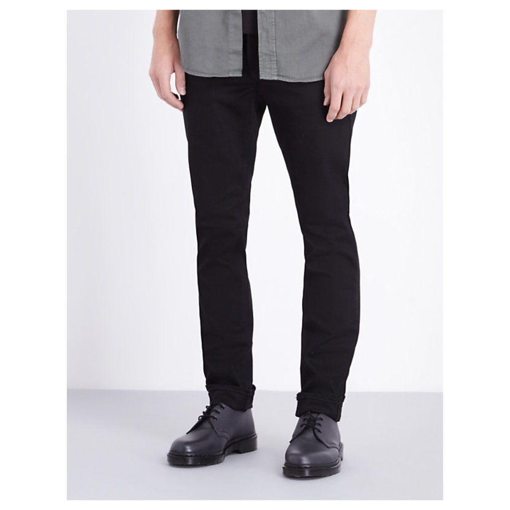 Grim Tim regular-fit straight-leg jeans