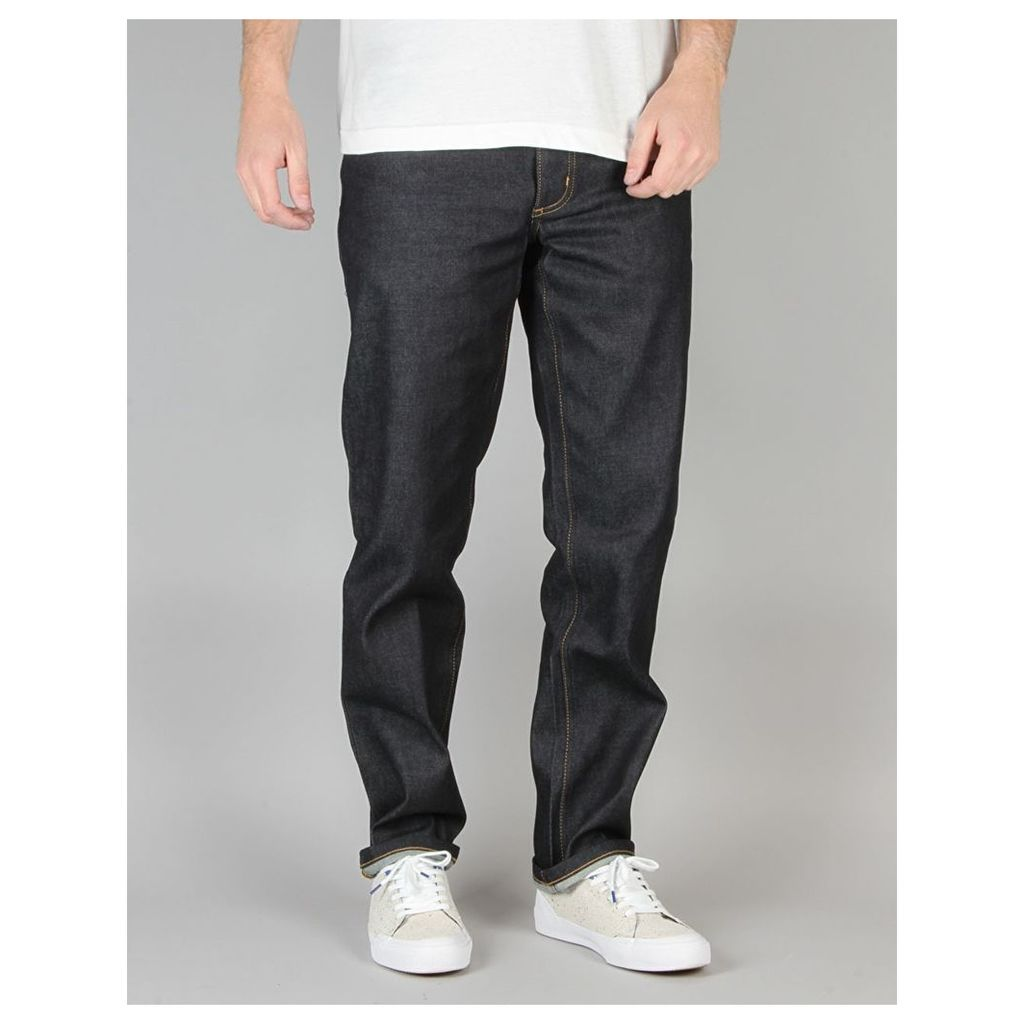 HUF Slim Fit Denim Jeans - Raw (36)