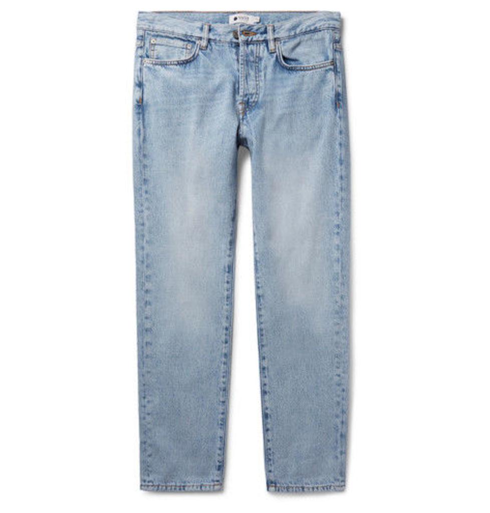 NN07 - Kalle Slim-fit Denim Jeans - Light denim
