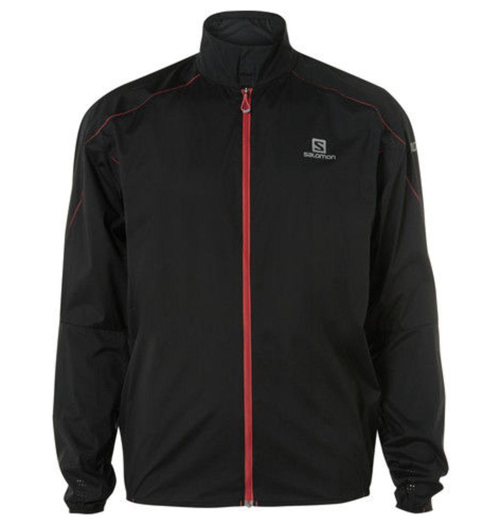 Salomon - S-lab Trail Lightweight Stretch-shell Running Jacket - Black
