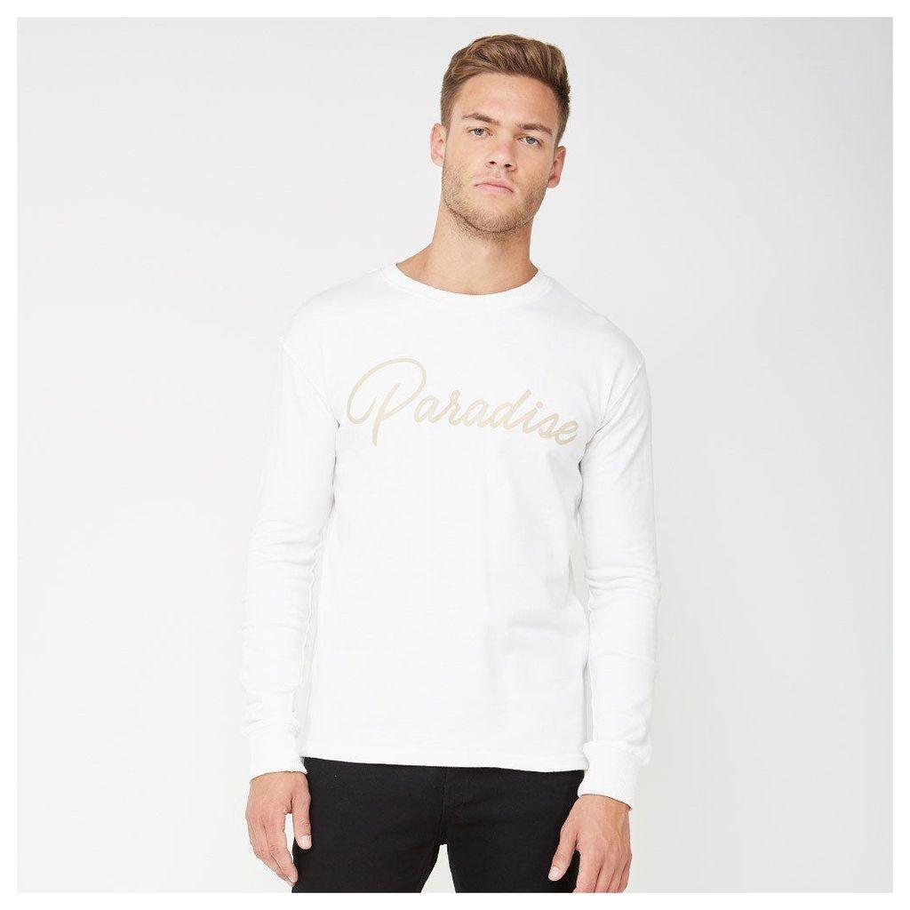 Paradise Jumper - White