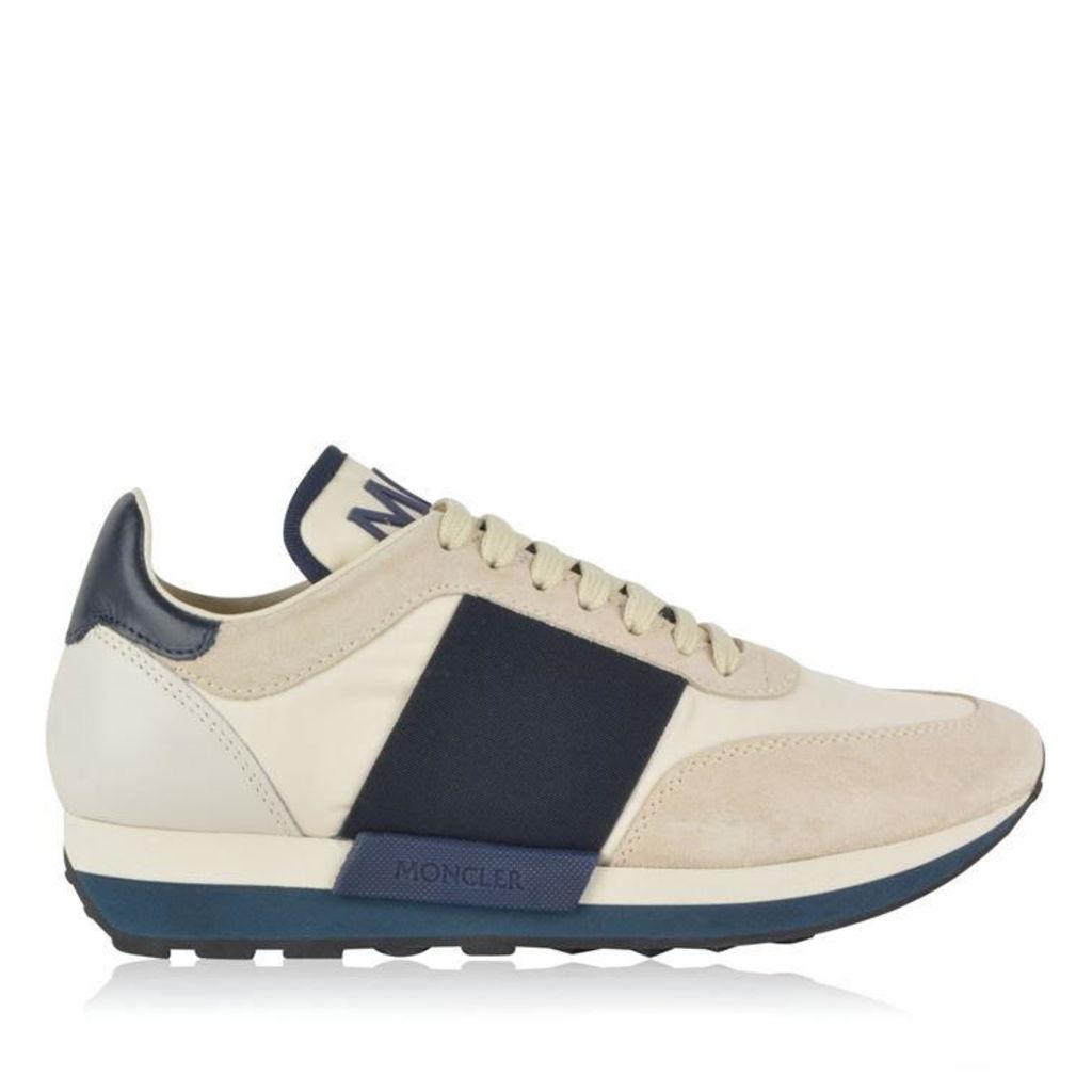 UA STYLE 205 - Sneaker low - dress blues/true white pseJGB2