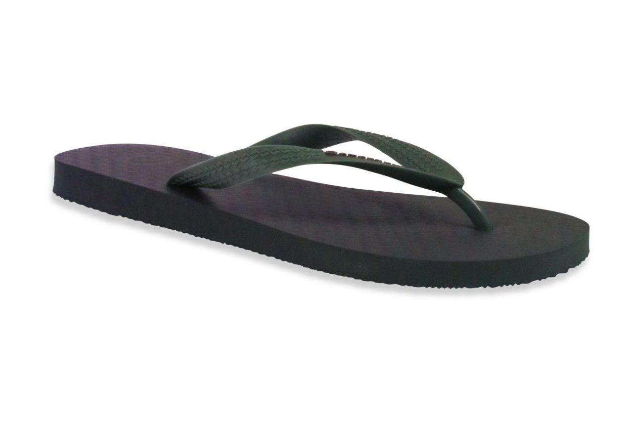 Amazonas Black Man Flip-Flops Fun