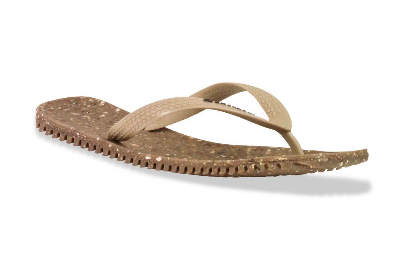Amazonas Fun Flip Flop Eco Flip Flop Men Beige