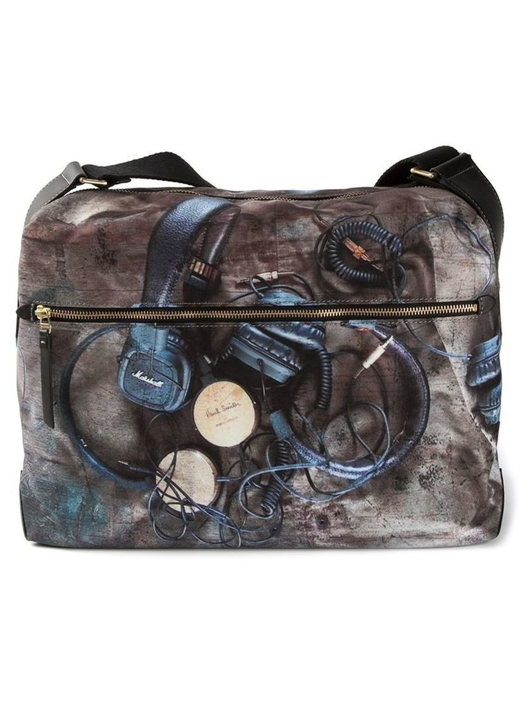 PAUL SMITH headphones messenger bag