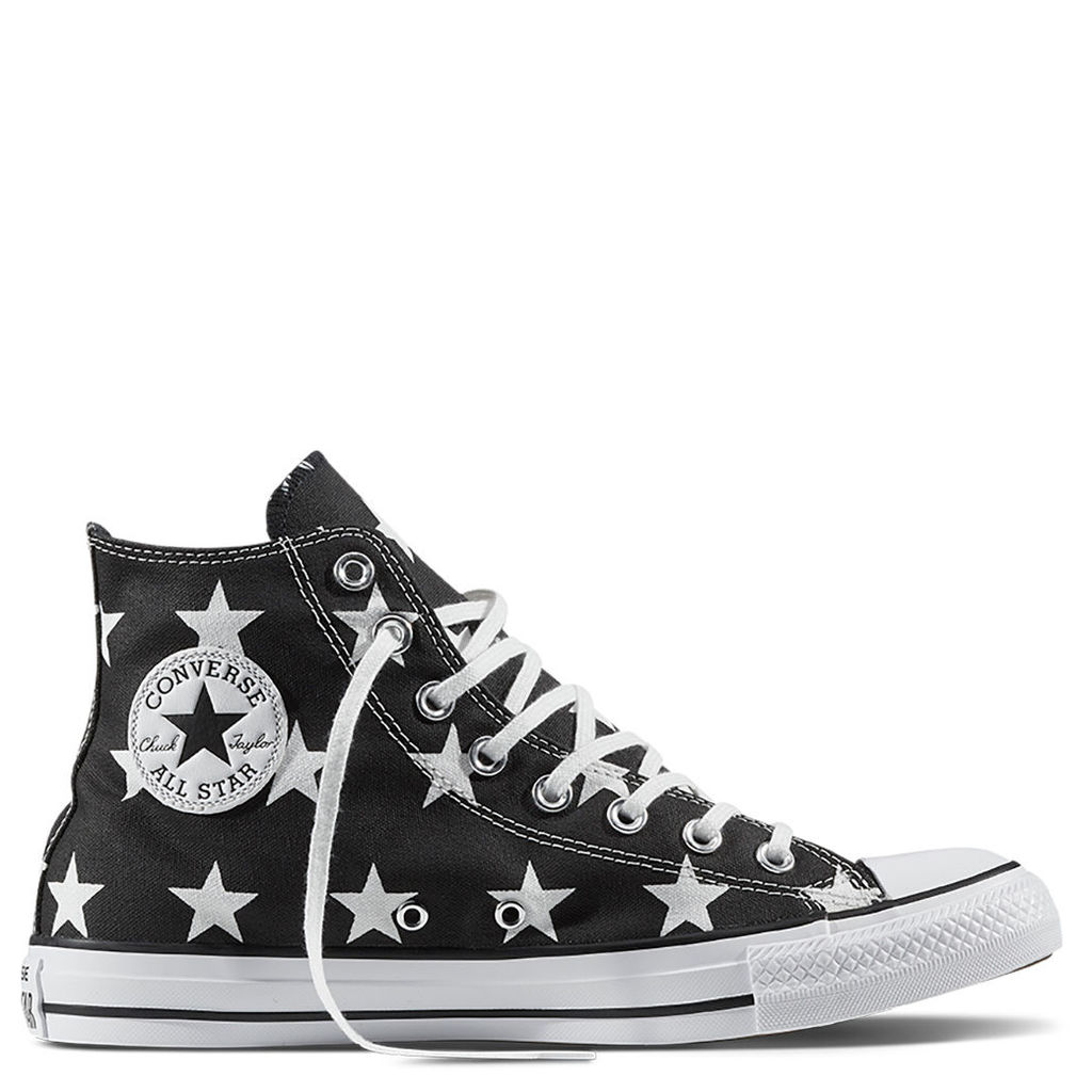 Chuck Taylor All Star Little Star Print