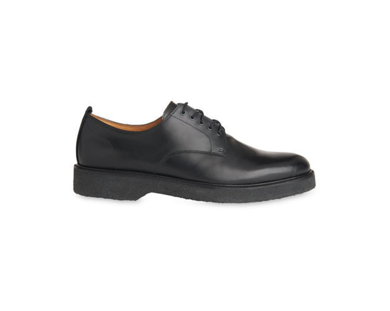Clean Leather Derby