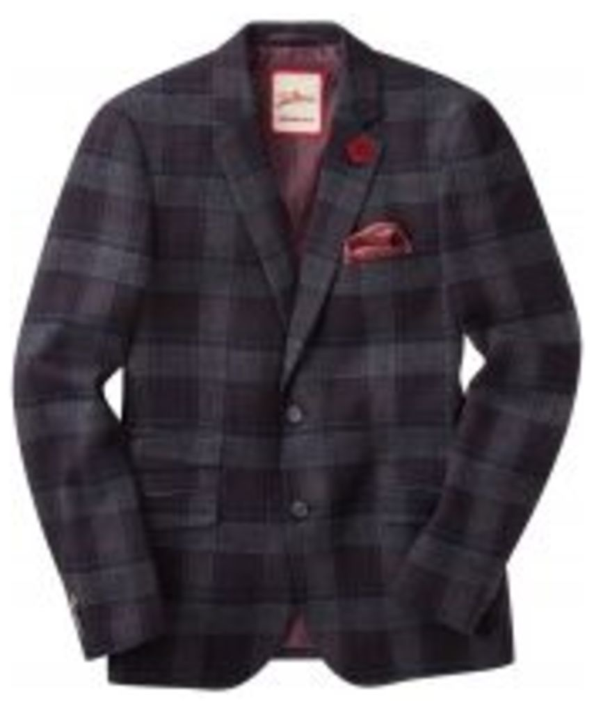 Remarkable Check Blazer