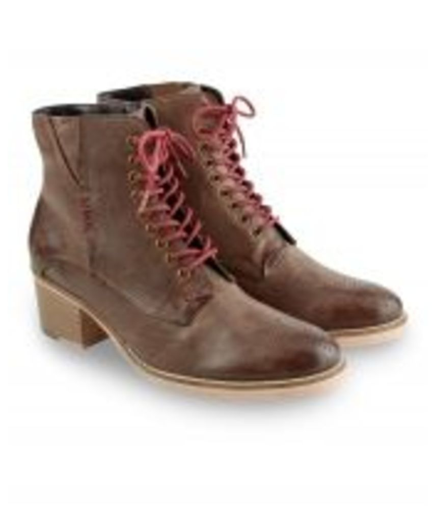 Lismore Island Leather Boots