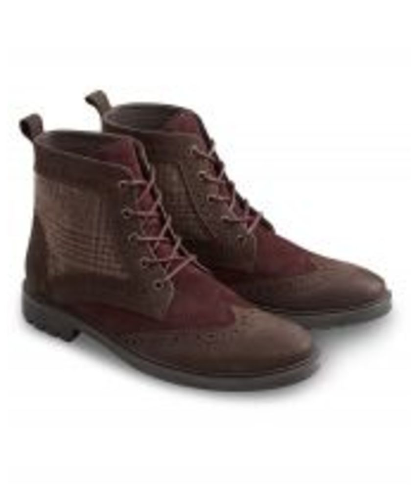 Leather Heritage Boots