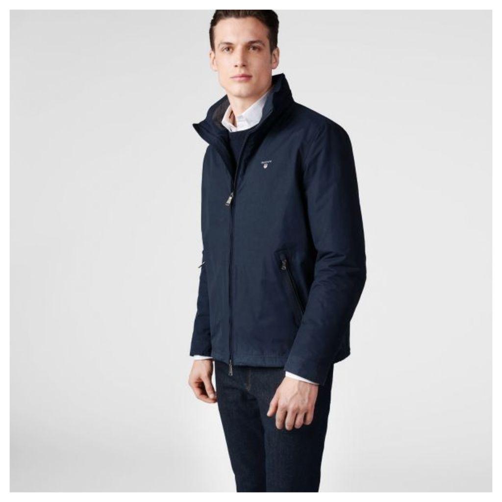 Midlength Jacket - Navy