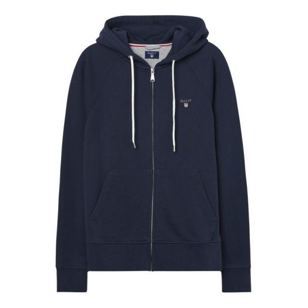Original Full Zip Hoodie - Marine