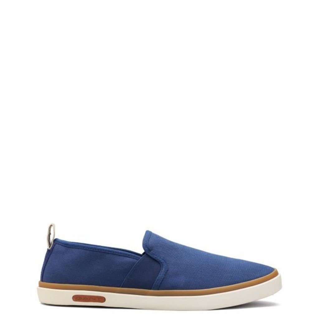 Delray Slip-on Canvas Sneakers - Persian Blue