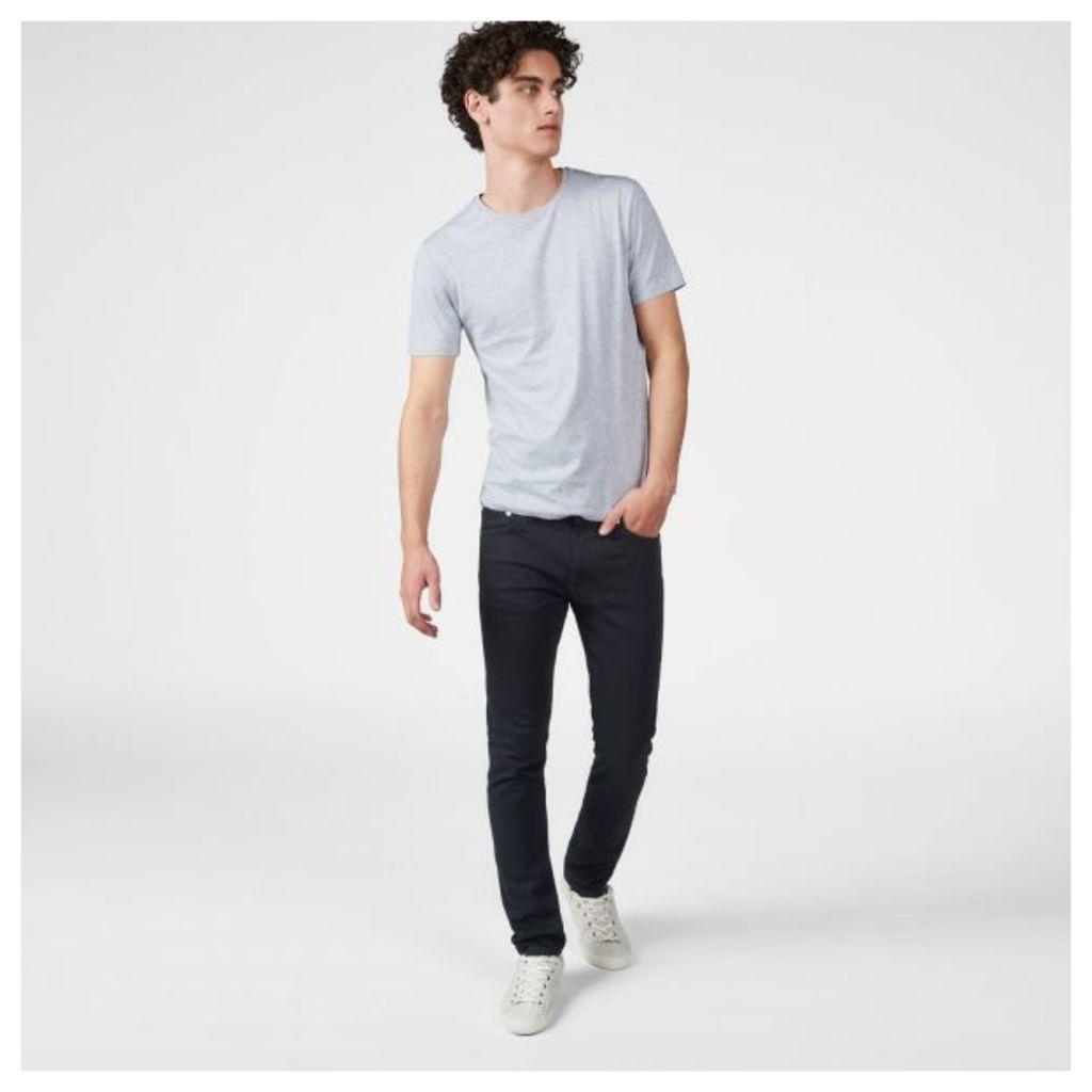 Skinny Fit Stay Black Jeans - Black
