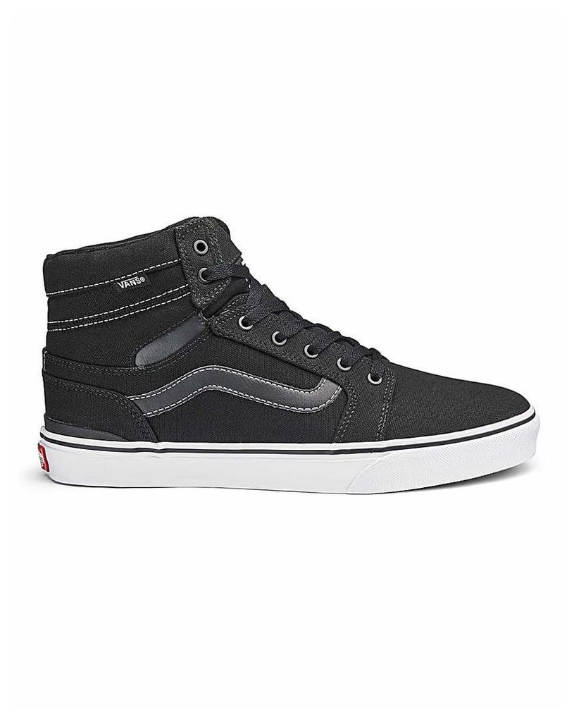 Vans Sanction Lace Mens High Trainers