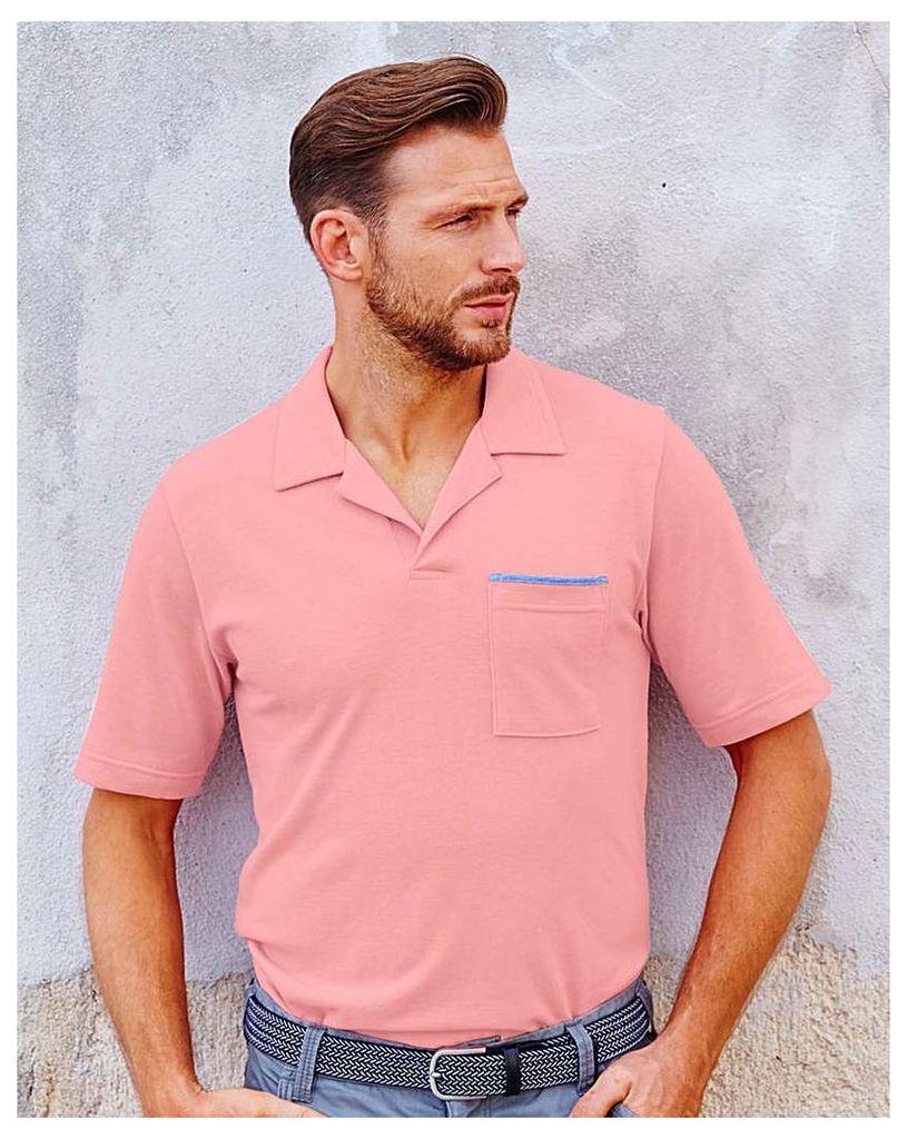 WILLIAMS & BROWN Rever Collar Shirt