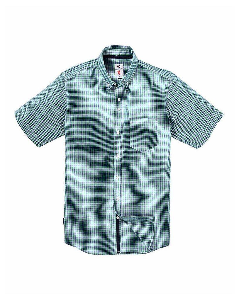 Lambretta Zelda Check Shirt Long
