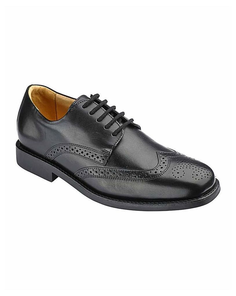 Lace Up Brogue Shoes From Anatomic Gel