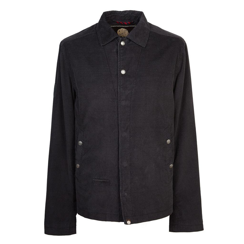 Pretty Green Men's Cadell Jacket - Black - XS
