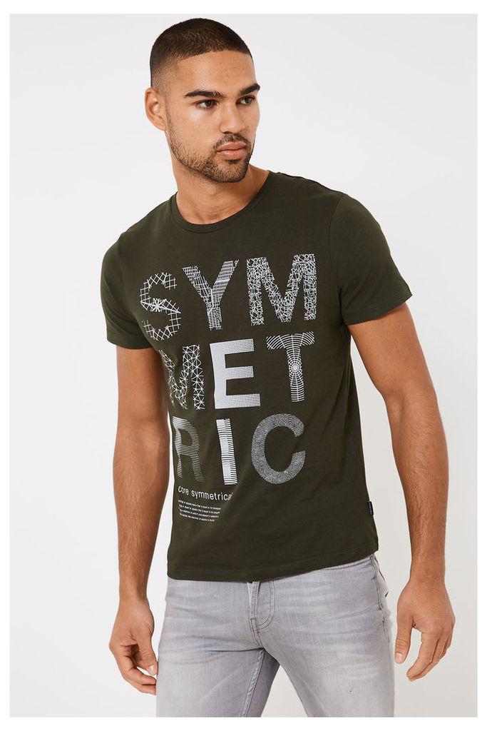 Jack & Jones System T-Shirt - Green