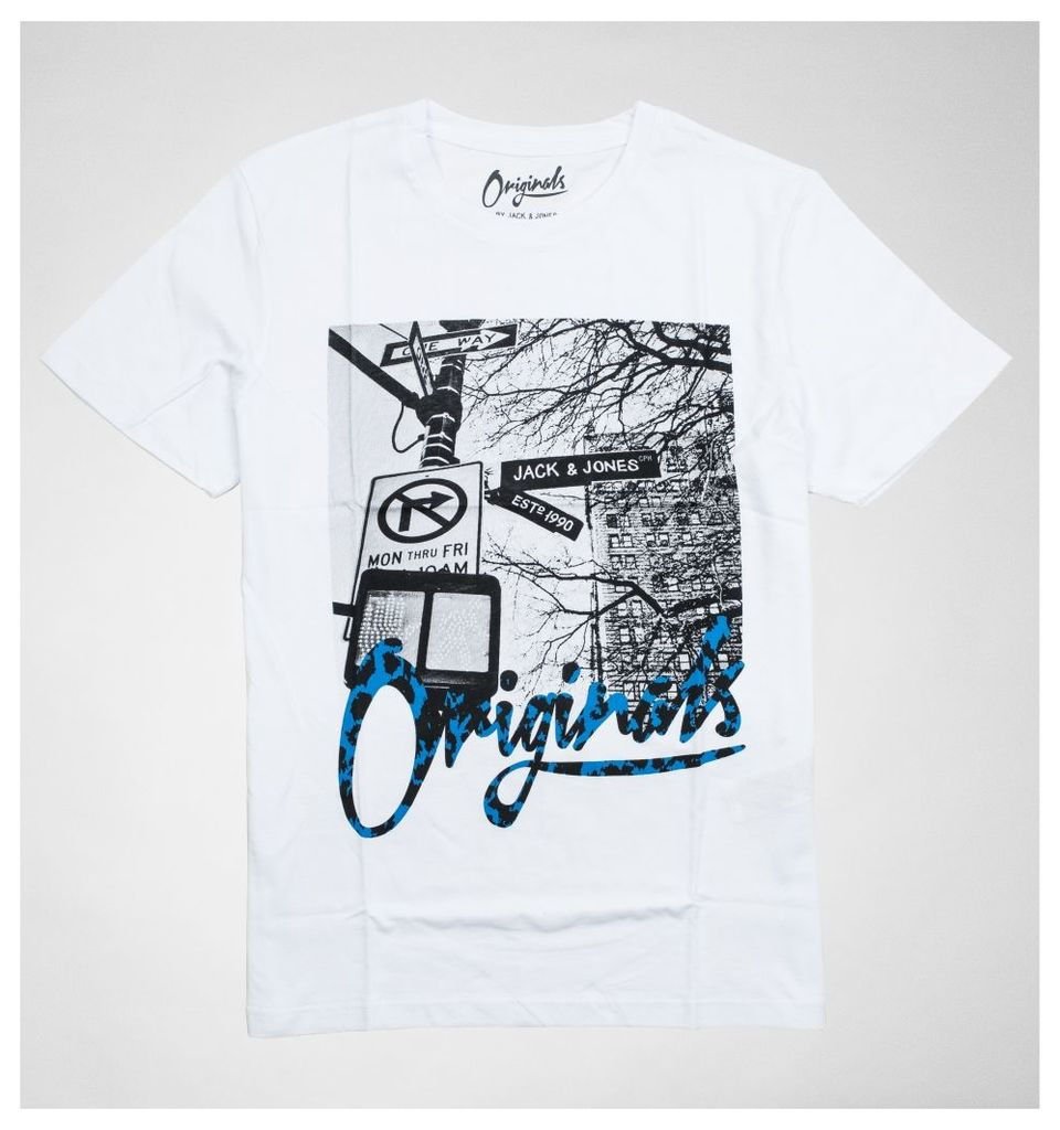 JOR Jungle Tee SS Crew Neck
