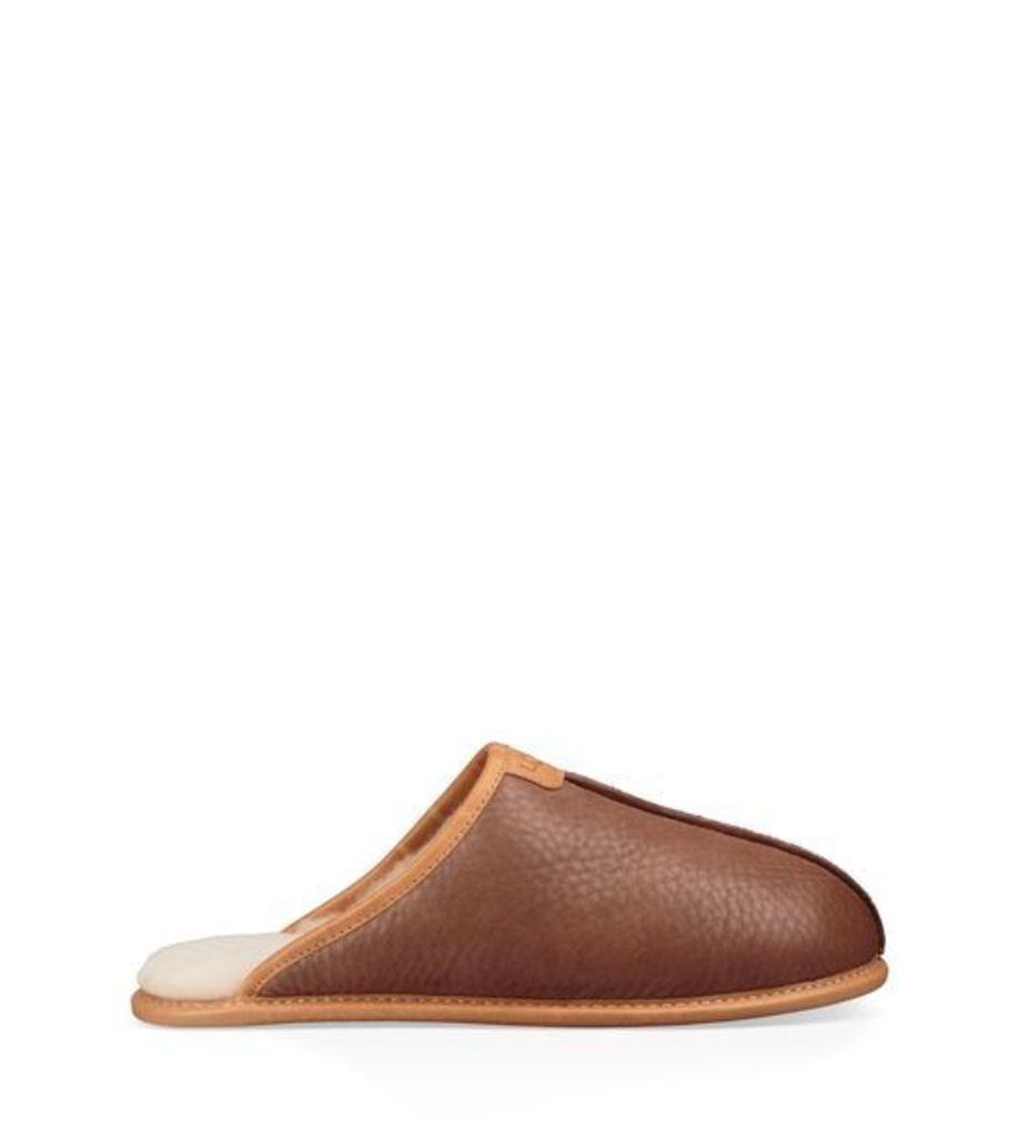 UGG Thayne Mens Slippers Chocolate 8