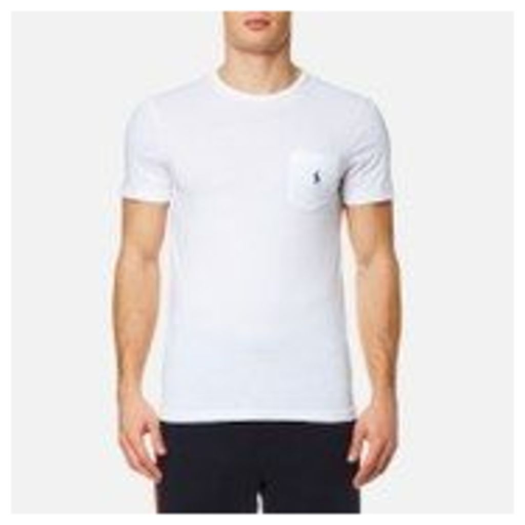 Polo Ralph Lauren Men's Pocket T-Shirt - White - S