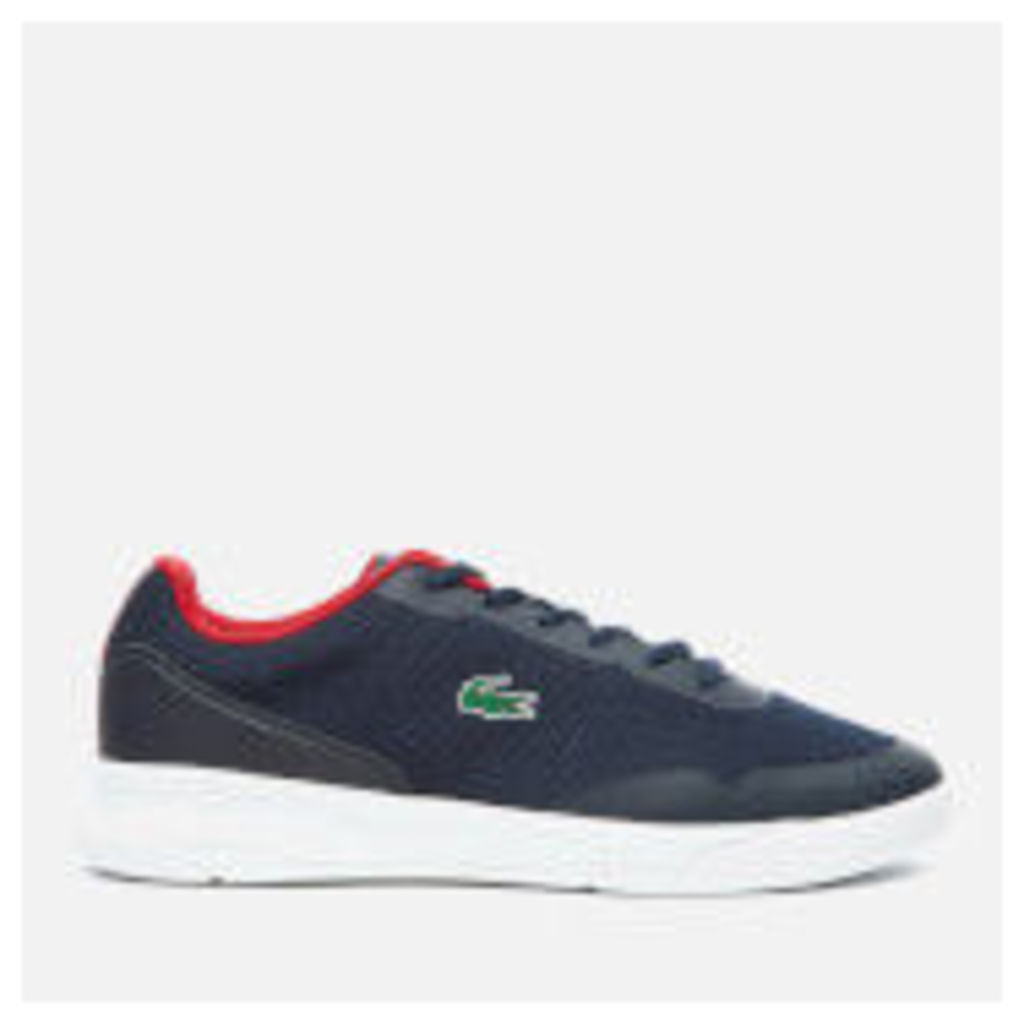 Lacoste Men's LT Spirit 117 1 Tennis Pro Trainers - Navy - UK 7