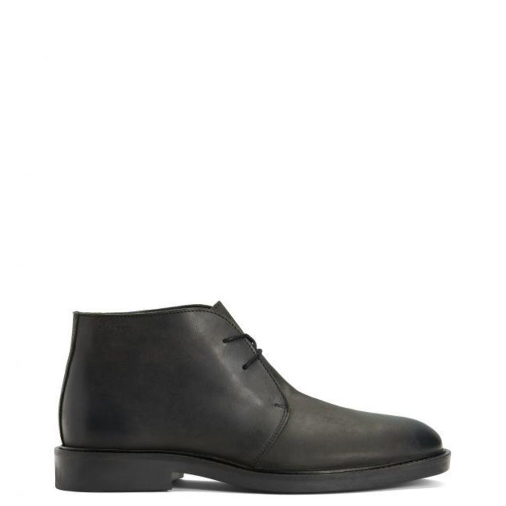 Spencer Desert Boot - Black