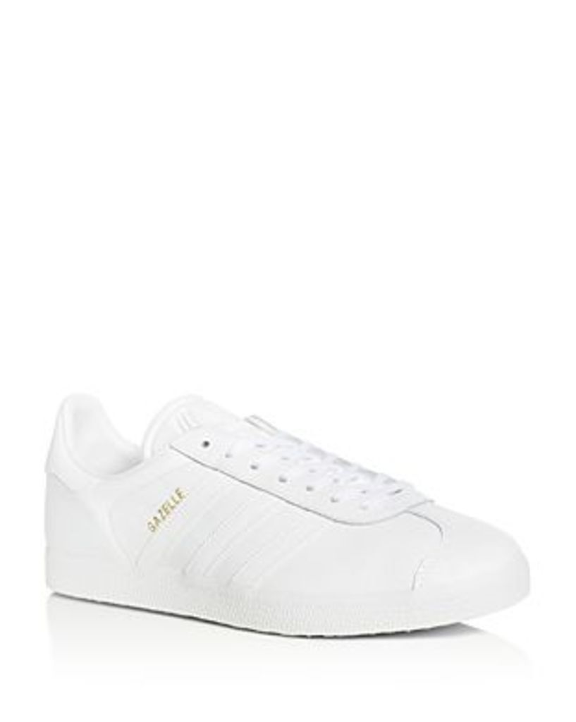 Adidas Men's Gazelle Lace Up Sneakers