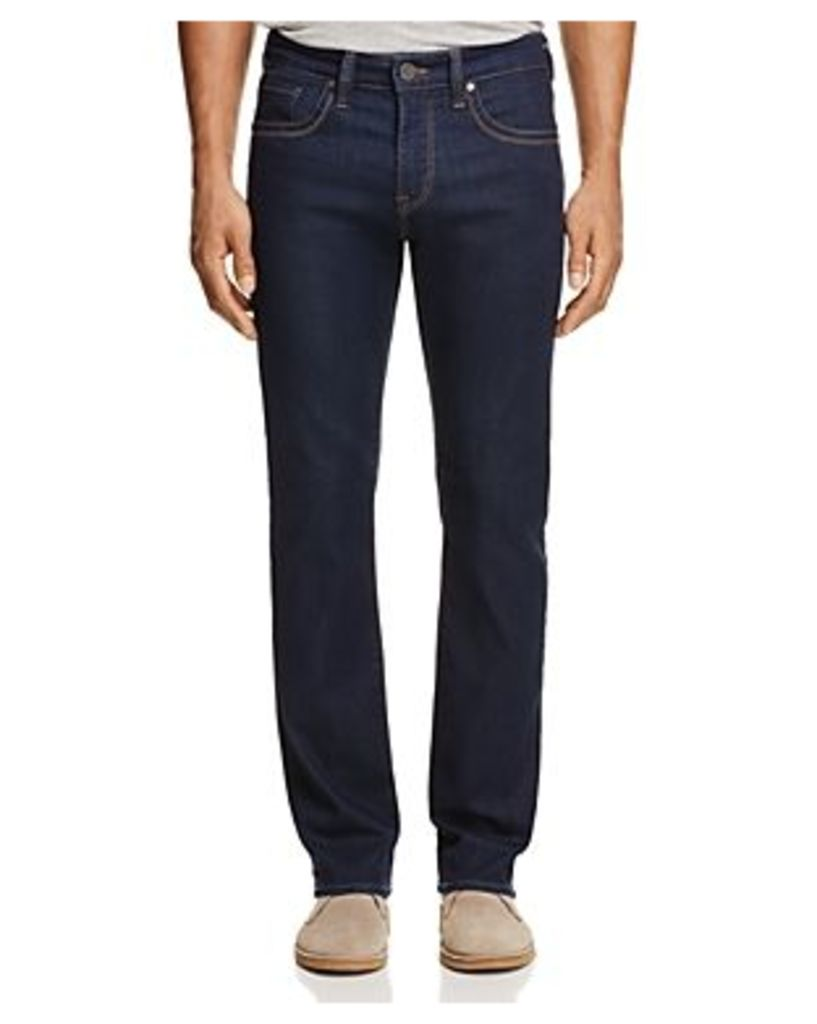 34 Heritage Vintage Classic Straight Fit Jeans in Courage Rinse