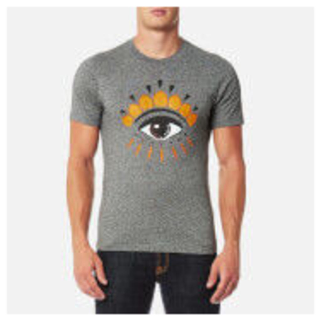 KENZO Men's Classic Eye T-Shirt - Anthracite - XL