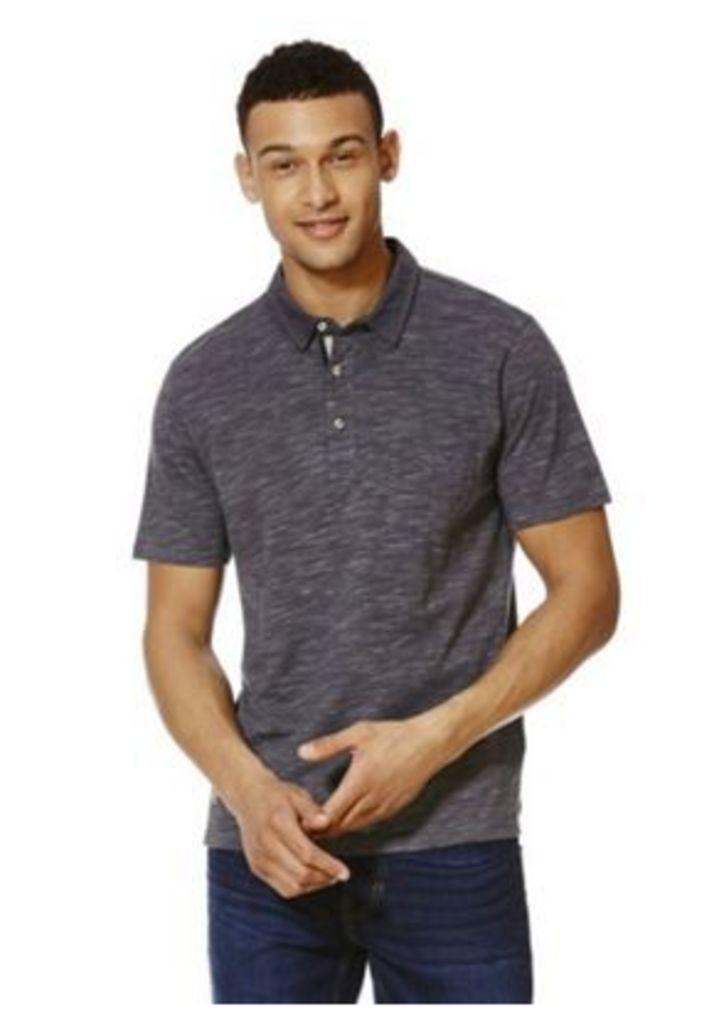 Regatta Pawel Marl Coolwave Hybrid Polo Shirt, Men's, Size: Medium