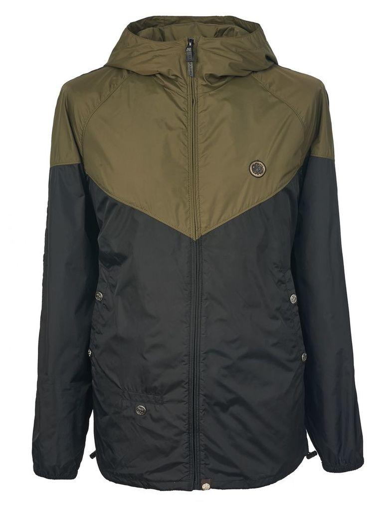 Men's Pretty Green Reedbank Jacket, Black