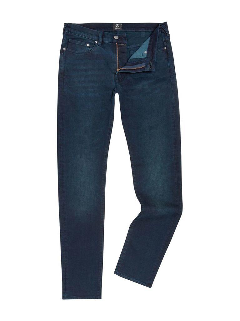 Men's PS By Paul Smith Black slim fit jeans, Black
