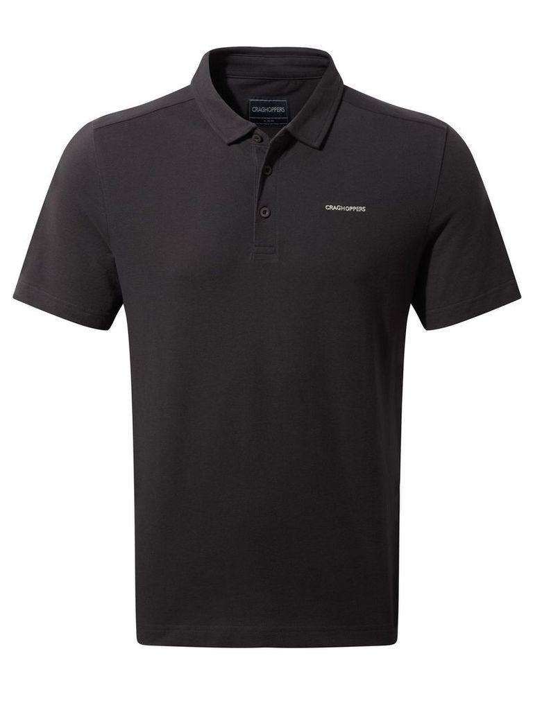 Men's Craghoppers Crickton Short Sleeved Polo Shirt, Donegal