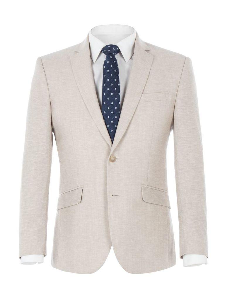 Men's Aston & Gunn Walmer Stone Jacket, Stone
